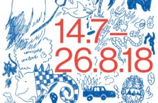 Vernissage vendredi 13 juillet 2018 dès 18h à Genève